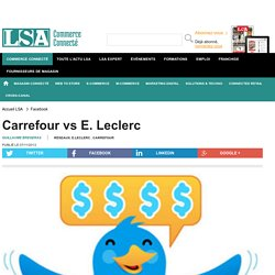 Carrefour vs E. Leclerc