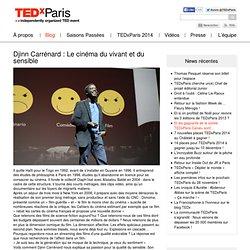 Djinn Carrénard : Le cinéma du vivant et du sensible