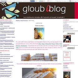 Carrés au citron - Gloubiblog - Page 2