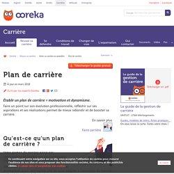 Plan de carrière : bien le construire - Ooreka