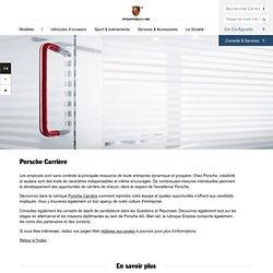 Carrière - Contact et informations - Dialogue