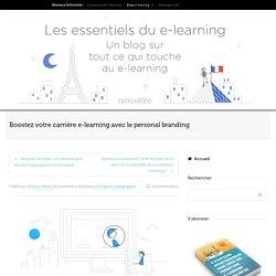 Boostez votre carrière e-learning avec le personal branding