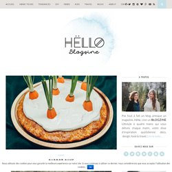 Carrot Cake - Hëllø Blogzine