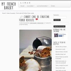 Carrot cake de Christine Ferber revisite