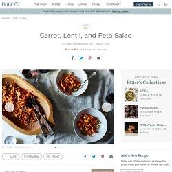 Carrot, Lentil, and Feta Salad Recipe on Food52