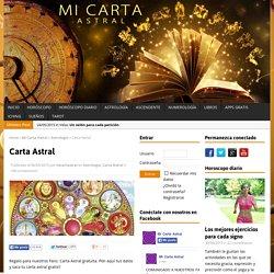 Carta Astral - Mi Carta Astral