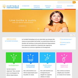 Le cartable fantastique - Main - HomePage