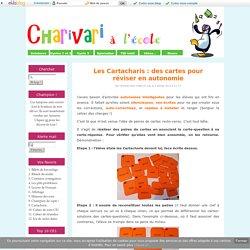 Les Cartacharis : des cartes pour réviser en autonomie