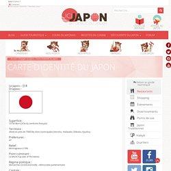 Carte d'identité du Japon