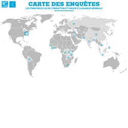 Carte des enquêtes