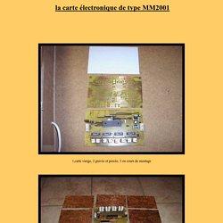 carte MM2001