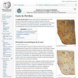 Carte de Piri Reis