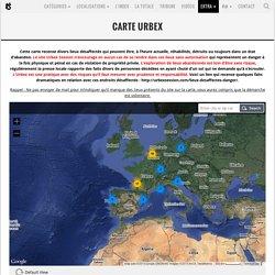 Carte Urbex - Urbex Session - An Abandoned World