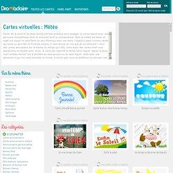 Cartes Météo gratuites sur Dromadaire.com