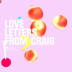 Cartelle - Love Letters From Craig