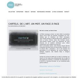 Cartels - Frac Auvergne