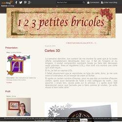 Cartes 3D - Le blog d'Anlise