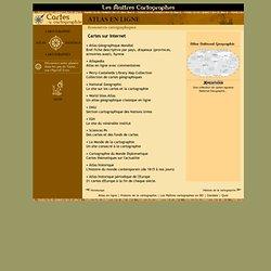 Atlas en ligne