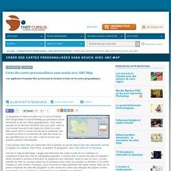 Créer des cartes personnalisées sans soucis avec ABC-Map