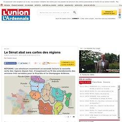 Oct2014-les 5 propositions des sénateurs sur le redécoupage territorial de la champagne Ardenne