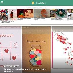 16 cartes de Saint-Valentin pour votre moitié !