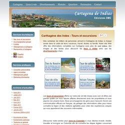 Carthagène des Indes, Colombie - Tours et excursions avec vidéos et photos
