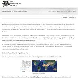 Cartografiando las Humanidades Digitales – Humanidades Digitales