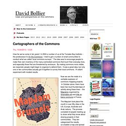 Cartographers of the Commons