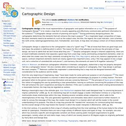 Cartographic Design - GIS Wiki