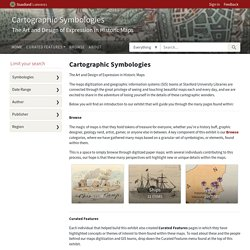 Cartographic Symbologies - Spotlight at Stanford