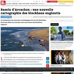 Bassin d'Arcachon : une nouvelle cartographie des blockhaus engloutis