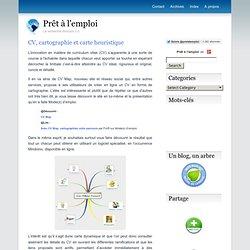 CV, cartographie et carte heuristique