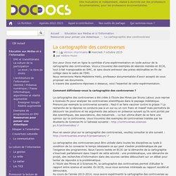 La cartographie des controverses - Doc pour docs