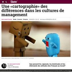 Une «cartographie» des différences dans les cultures de management