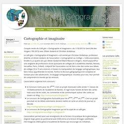 Cartographie et imaginaire
