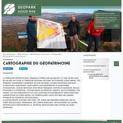 Cartographie du géopatrimoine
