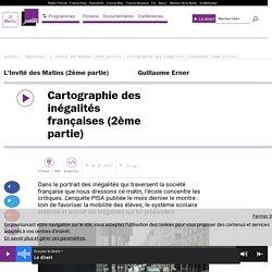 Cartographie des inégalités françaises (2ème partie)