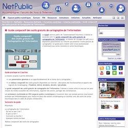 Guide comparatif des outils gratuits de cartographie de l'information