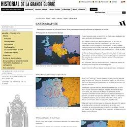 [Musée de la 1ère guerre mondiale] Cartographie