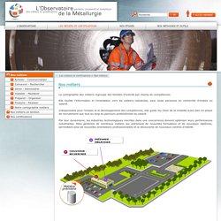 Cartographie des métiers - Observatoire de la métallurgie