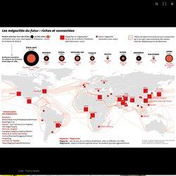 Cartographie. Les villes prennent le pouvoir