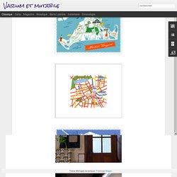 Varium et mutabile: Petite cartographie ludique et poétique pour âmes voyageuses