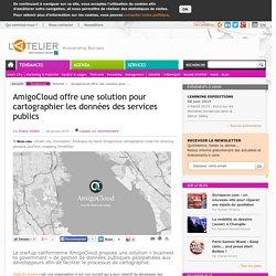 AmigoCloud offre une solution pour cartographier les données des services publics
