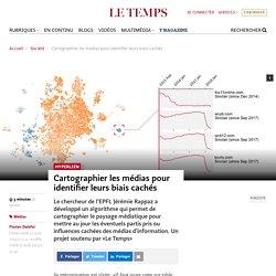 Cartographier les médias pour identifier leurs biais cachés