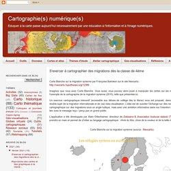 S'exercer à cartographier des migrations dès la classe de 4ème