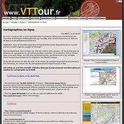 Cartographies en ligne