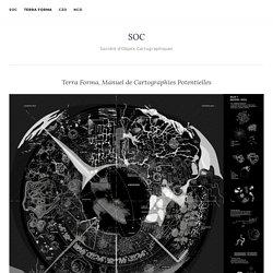 Terra Forma, Manuel de Cartographies Potentielles – SOC