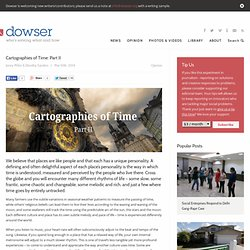 Cartographies of Time: Part II