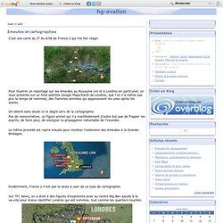 Emeutes et cartographies - H2G2.0 Le guide du voyageur spatio-temporel...