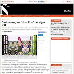 """Cartoneros, los """"Juanitos"""" del siglo XXl"""